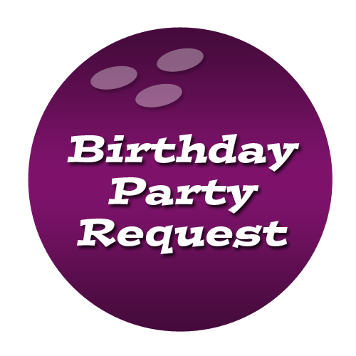 birthday request button